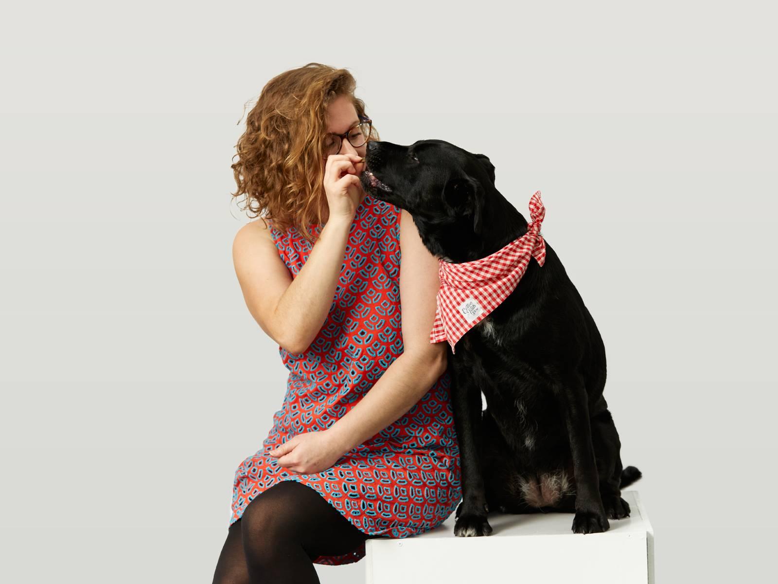 Alexa with dog.jpg