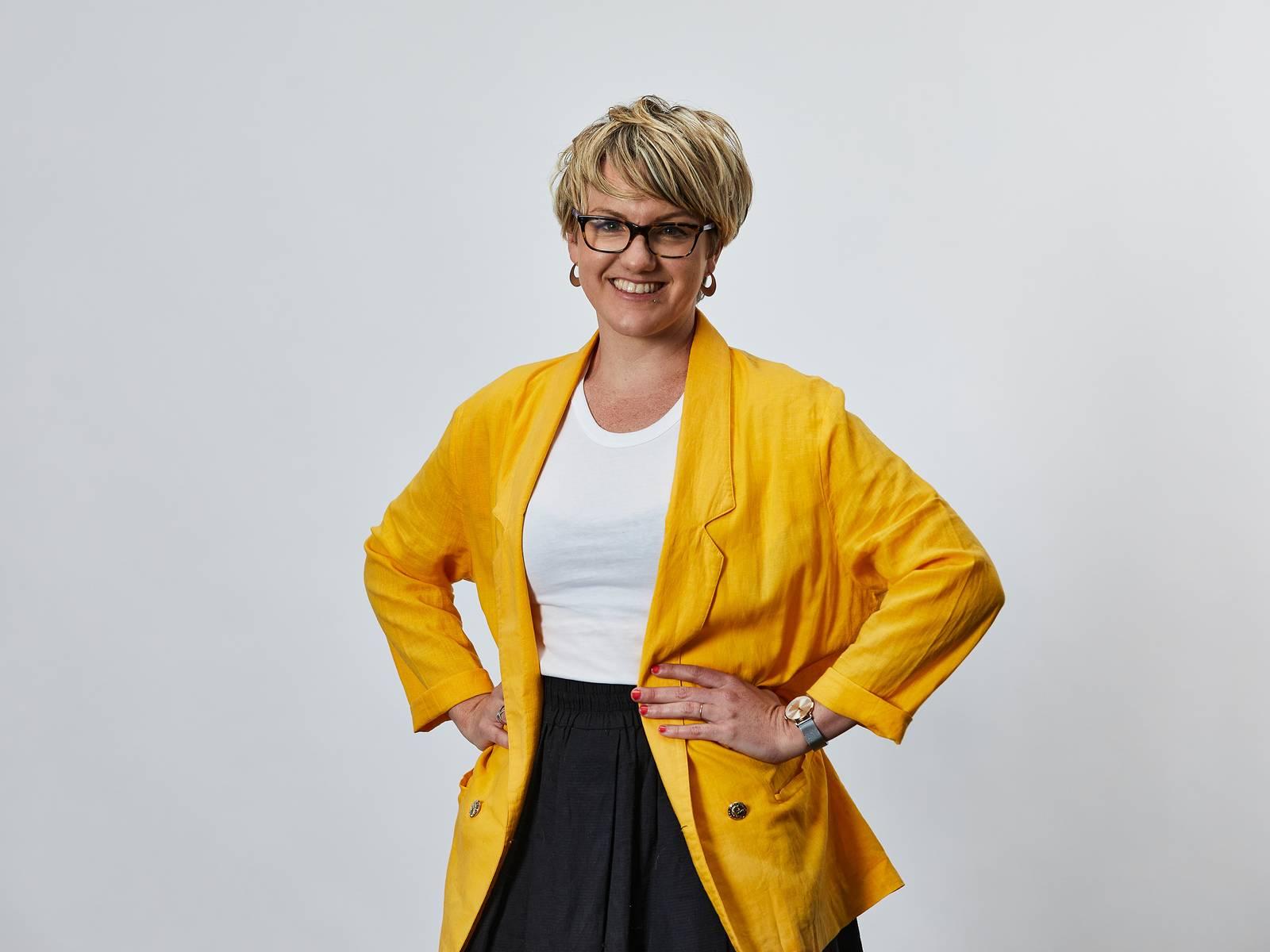 A profile image of Claire O'Loughlin