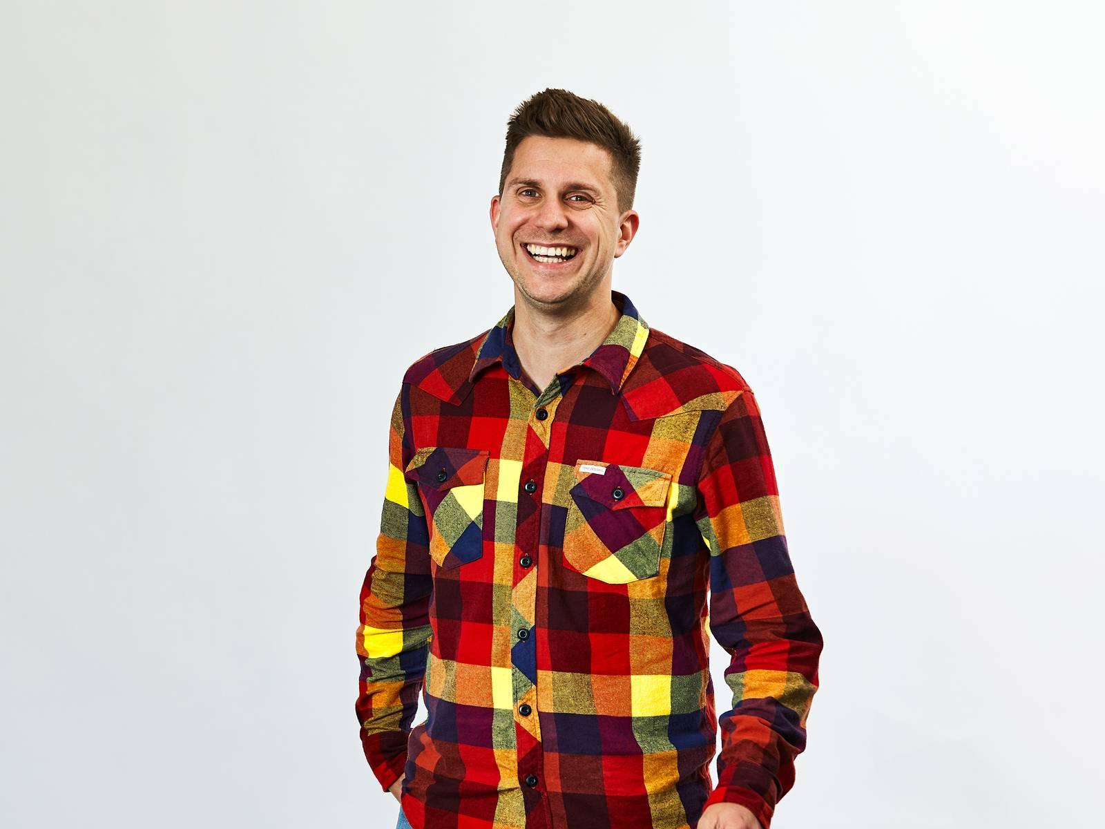 A profile image of Graham Jago