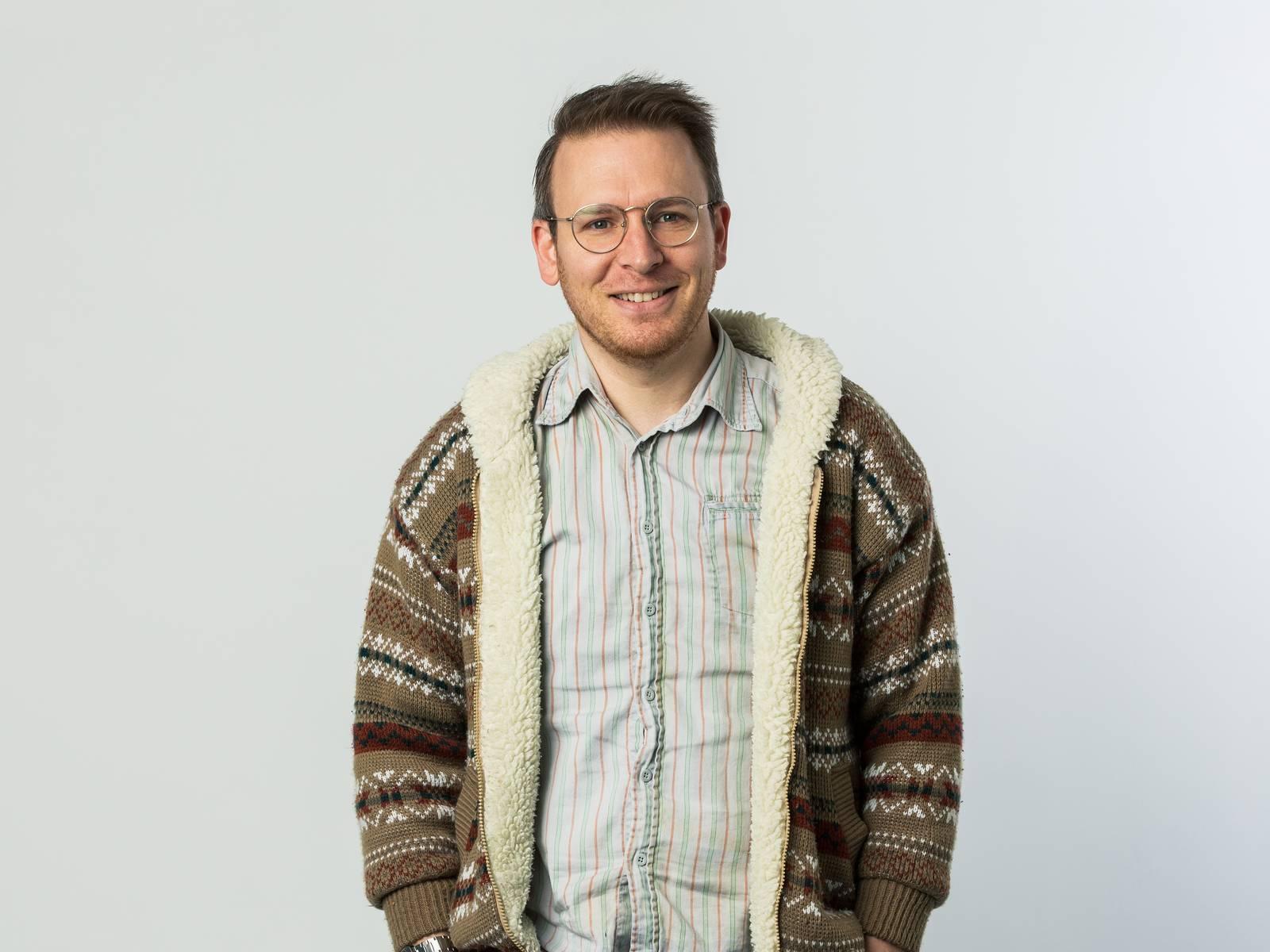A profile image of