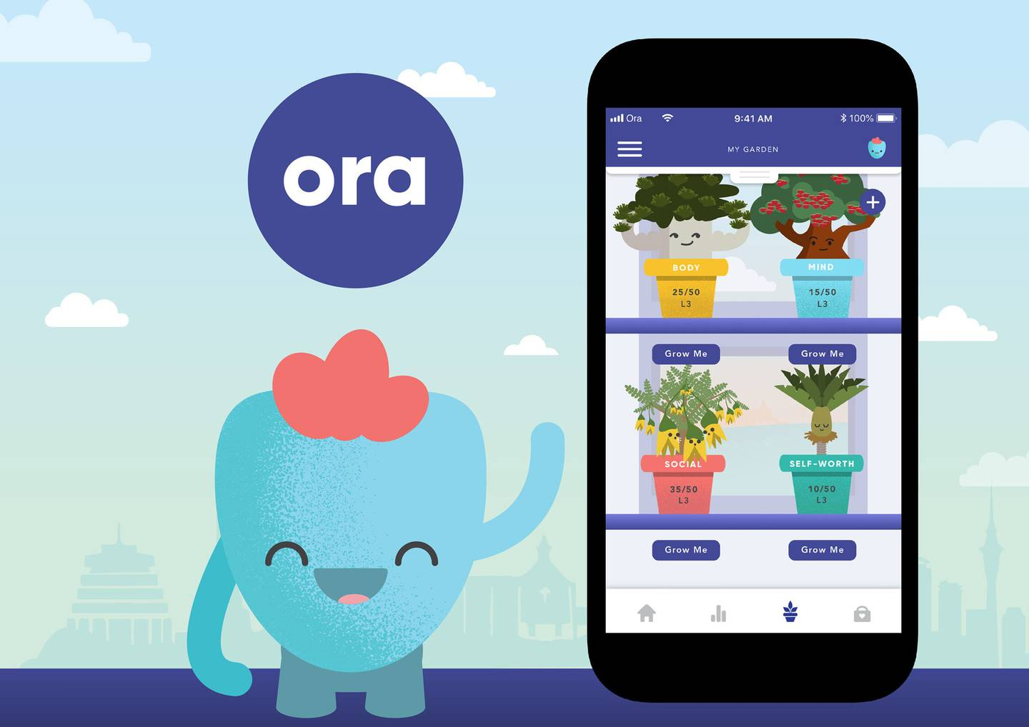 An image of the Ora project