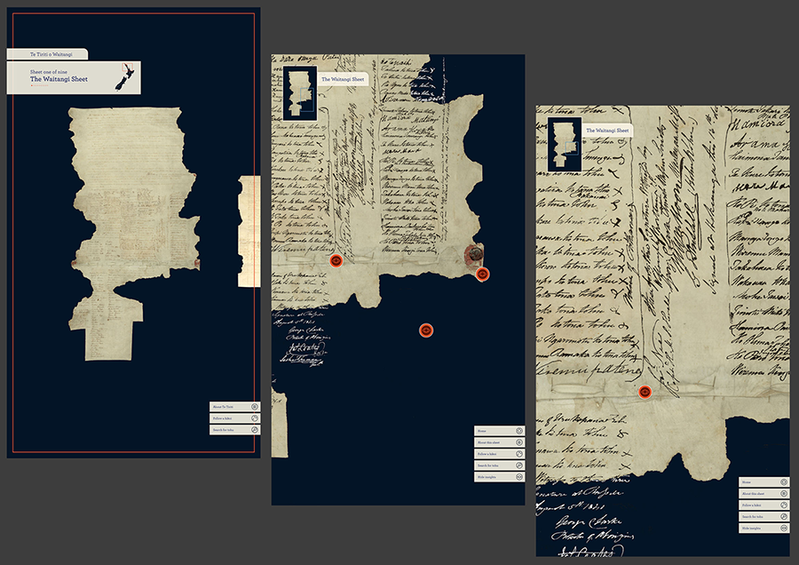 A screenshot showing how much detail can be seen of the documents