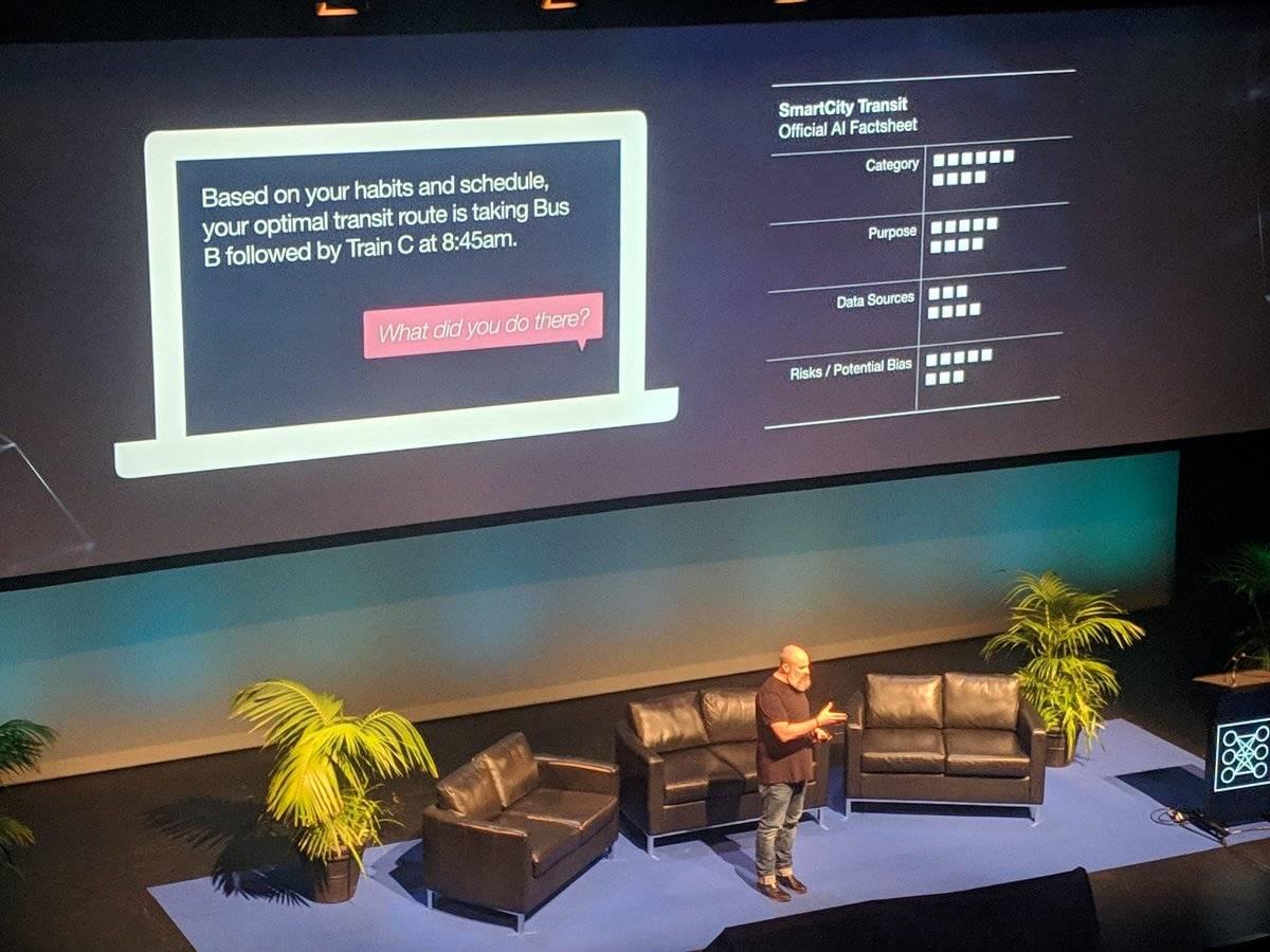 Adam Cutler of IBM - AI-DAY 2019